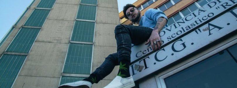 """D. Milez: """"Dai cortili a Parigi, il mio hip hop vecchia scuola"""""""