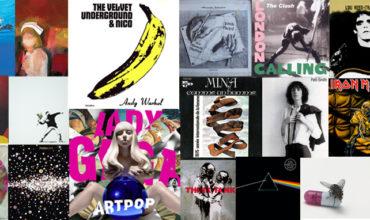 Le 10 cover di album più iconiche di sempre