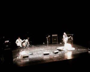 Blindur sul palco